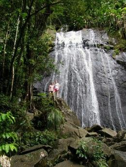 Photo of San Juan El Yunque Rainforest Hiking from San Juan rainforest