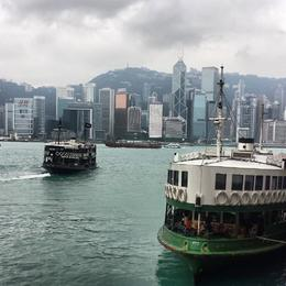 Return Star Ferry tickets were included with the HOHO Bus Tour - fun and scenic. , Amy-Claire - March 2014