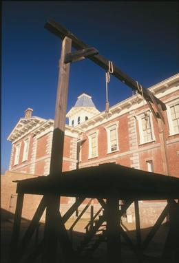 Photo of Phoenix Day trip to Tombstone Arizona and San Xavier Mission from Phoenix The Gallows in Tombstone