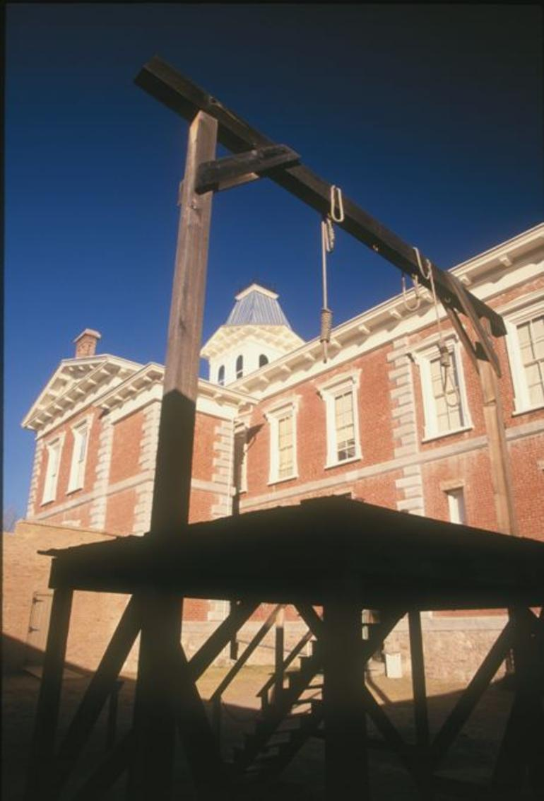 The Gallows in Tombstone - Phoenix