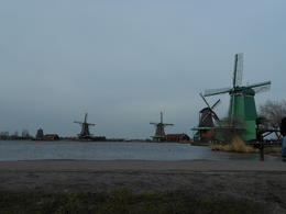 Photo of Amsterdam Zaanse Schans Windmills, Marken and Volendam Half-Day Trip from Amsterdam The Windmill Village