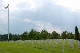 American Cemetary , Caine L - June 2014