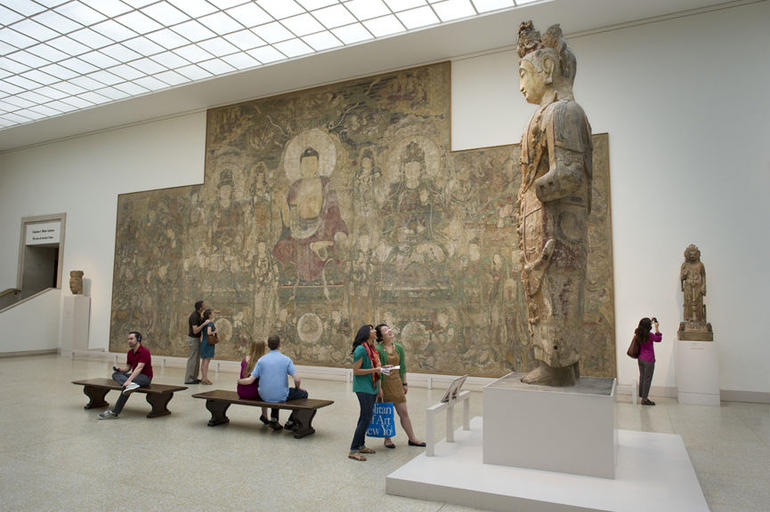 Asian Art: Sackler Wing - New York City