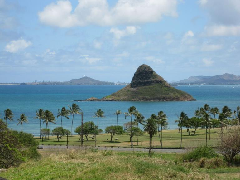 China Man's hat - Oahu