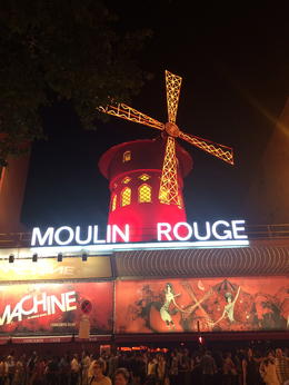 Photo of Paris Moulin Rouge Show: VIP Seating with Champagne evening out in Paris