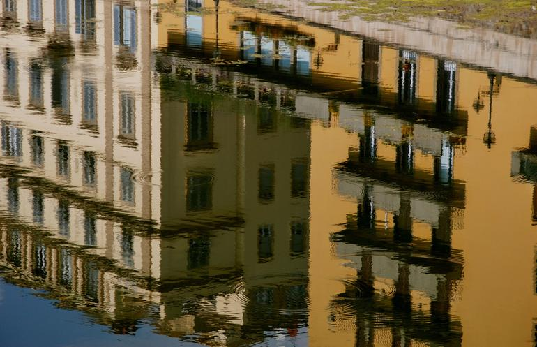 House Reflection - Florence