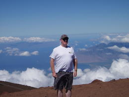 Photo of Maui Haleakala, Iao Valley and Central Maui Day Tour Joe at the TOP!