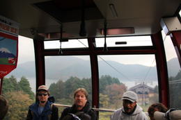 Photo of Tokyo Mt Fuji, Lake Ashi and Bullet Train Day Trip from Tokyo Luke and Dave