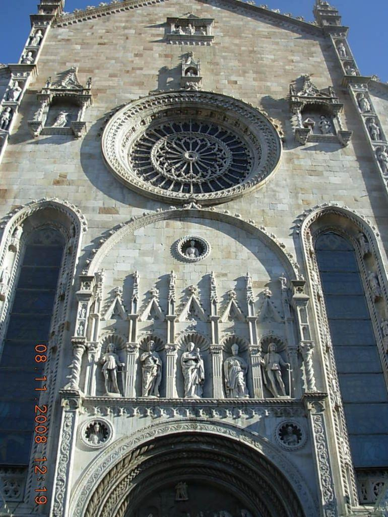 Main Church in Como - Milan