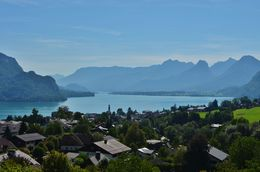 The beautiful town of Mondsee, less than an hour from Salzburg , Marichris - October 2015