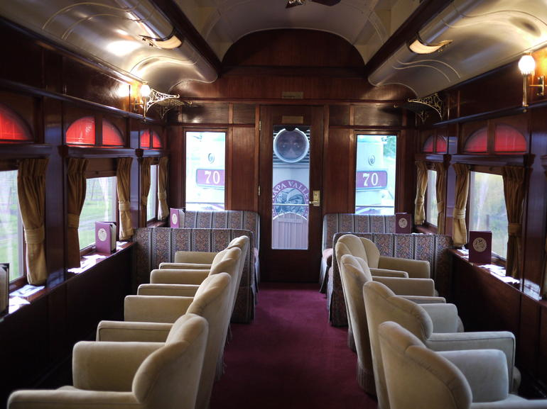 Napa Valley Wine Train - Napa & Sonoma