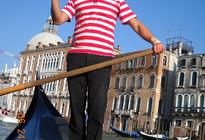 Photo of Venice Venice Gondola Ride and Serenade with Dinner