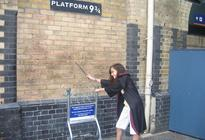 Photo of London Private Tour: Harry Potter Black Taxi Tour of London
