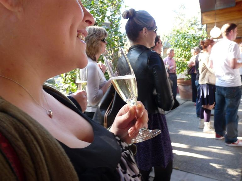 Napa wine tour: Sparkling Chandon - Napa & Sonoma