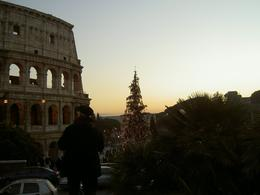 Rome is magnificent and there is no other place like it. - January 2008