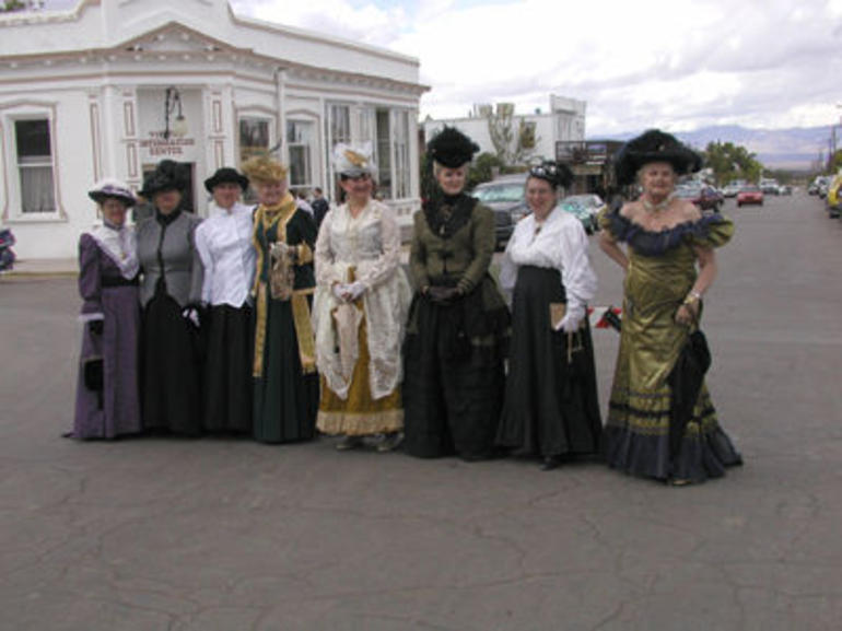 The Ladies of Tombstone - Phoenix