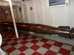 I'd never seen a real Torpedo up close... this thing is HUGE., CoyoteLovely - November 2011