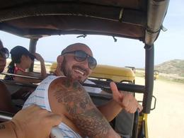 Photo of Aruba Natural Pool Jeep Adventure thumbs up this tour is great!