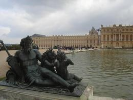 There are gardens that go on for ever at Versailles. Absolutely magnificent!, Amanda W - October 2007