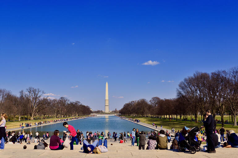 Washington Day tour -Full - Washington DC