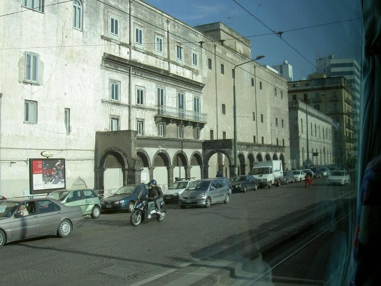 A typical street in Rome - Rome