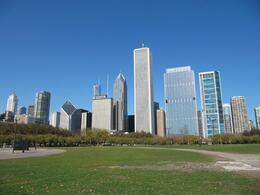 Chicago Skyline, David W - October 2010
