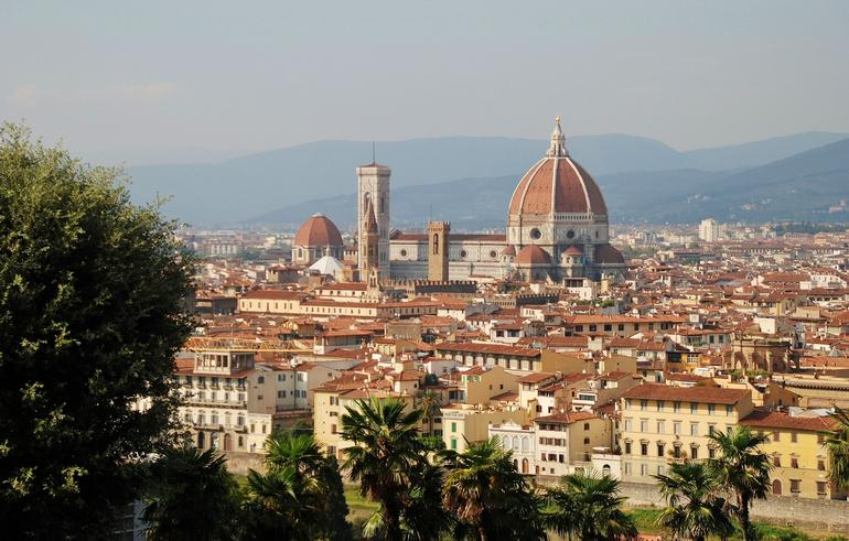 City scape - Florence