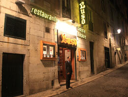 Photo of Lisbon Lisbon City by Night and Fado Restaurant Dinner Fado show