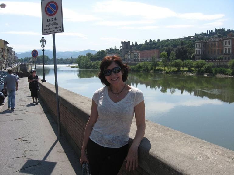 Florence: Near the Ponte Vecchio