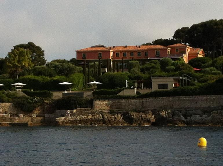 Givenchy Estate in Cap Ferrat - Nice