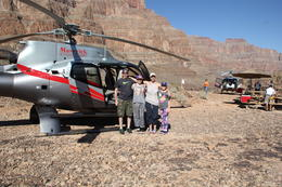 Photo of Las Vegas Grand Canyon Helicopter Tour from Las Vegas Group photo