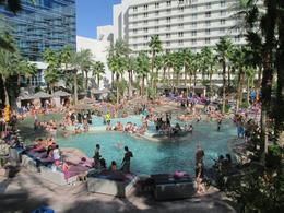 Photo of Las Vegas Las Vegas Pool Party Tour Hard Rock Hotel Pool