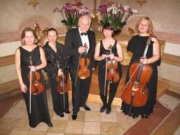 Photo of Salzburg Schloss Mirabell Classical Music Concert in Salzburg Marble Hall in Schloss Mirabell