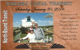 We had an amazing insight to the immense size and operations for the Panama Canal. Very interesting to have some knowledge of this canal that is an integral part of this now democratic republic ... , Rhonda R - February 2016