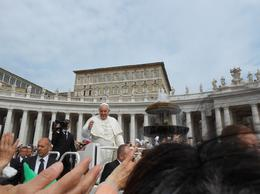Photo of Rome Papal Audience Tickets and Presentation PASO DEL PAPA