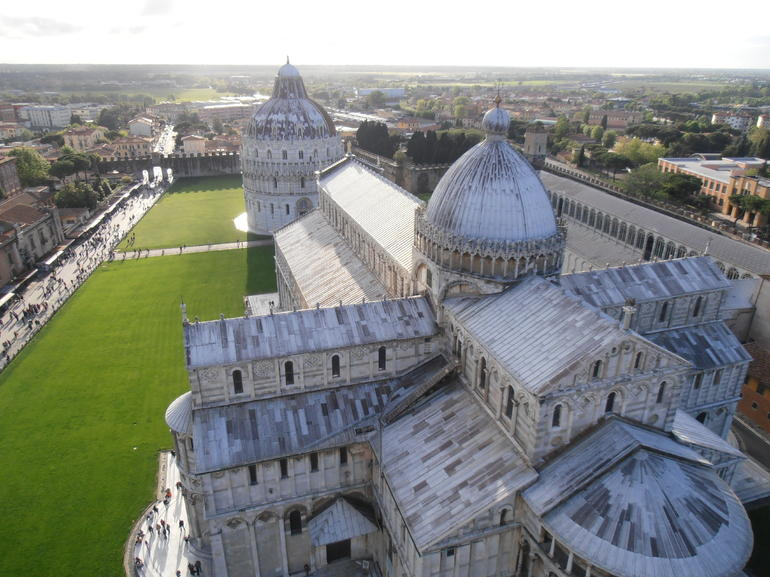 Pisa Cathedral - Florence