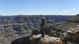 Photo of Las Vegas Grand Canyon West Rim Combo: Luxury SUV, Helicopter and Boat Quartermaster Point