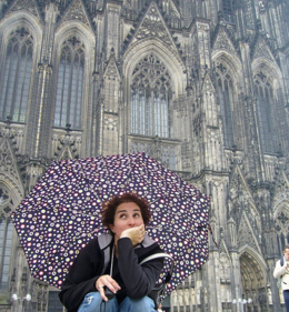 Photo of   Rainy Gothic Cologne