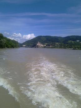 Photo of Vienna Danube Valley Day Trip from Vienna The Danube River from boat
