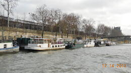 Photo of Paris Paris in One Day Sightseeing Tour The River Boat Ride