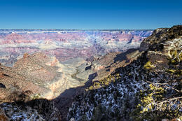 Photo of Las Vegas Deluxe Grand Canyon South Rim Airplane Tour View from Bright Angel Lodge