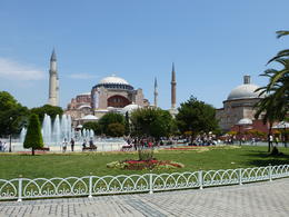 Photo of   Walking around the Sultanahmet District
