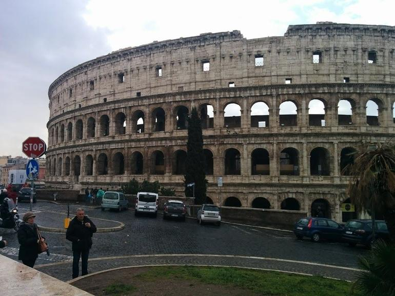 Skip the Line: Ancient Rome and Colosseum Half-Day Walking Tour photo 20