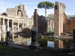 Photo of Rome Hadrian's Villa and Villa d'Este Half-Day Trip from Rome Baths