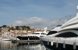 Lifestyles of the rich and famous in Cannes! , Josee - June 2016