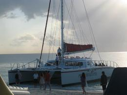 Photo of Cayman Islands Grand Cayman Catamaran Dinner Cruise catamaran