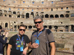 Photo of Rome Skip the Line: Ancient Rome and Colosseum Half-Day Walking Tour Colloseum