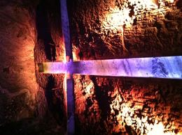 Photo of Bogotá Half-Day Trip to Zipaquirá Salt Cathedral from Bogotá Cross