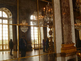 Photo of Paris Versailles by Bike Day Tour Hall of Mirrors