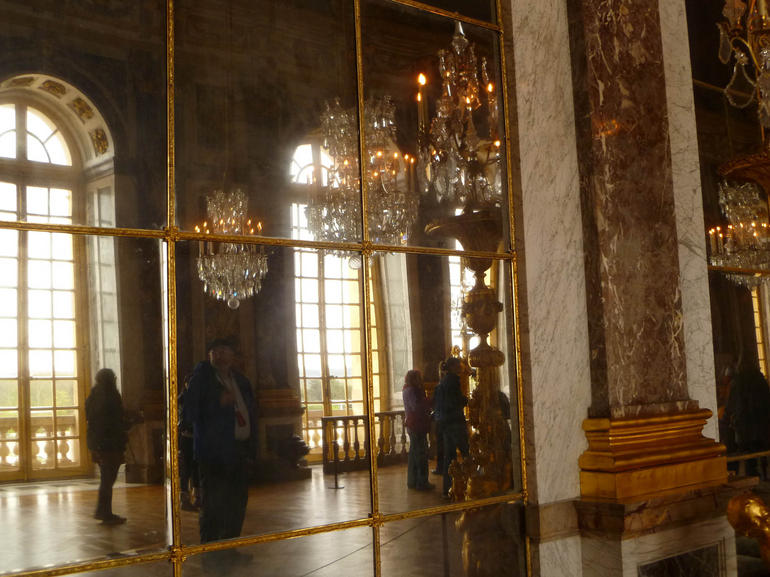 Hall of Mirrors - Paris